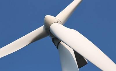 rüzgar türbini rotor ve Kanatlar