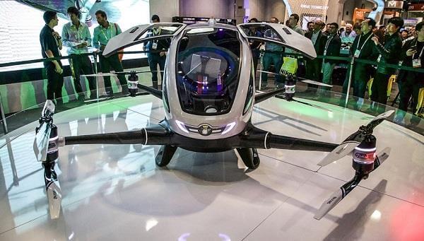 drone taksi nedir