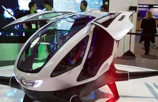 drone taksi resimleri 2