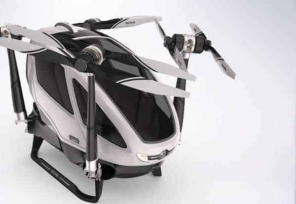 drone taksi resimleri