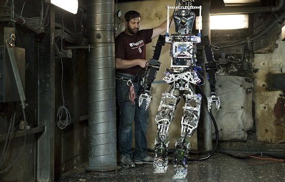 itfaiye robotları