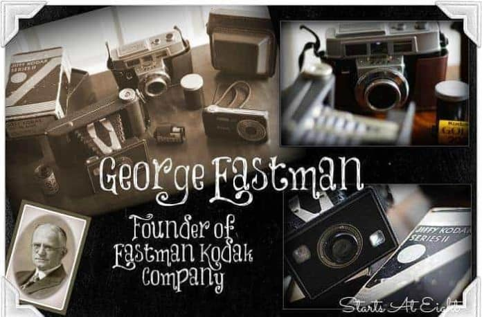 İş Dünyasına Yön Verenler George Eastman ve KODAK