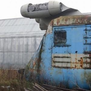 rus Turbojet Tren