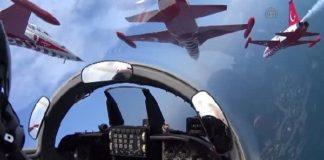 türk pilotluk testi