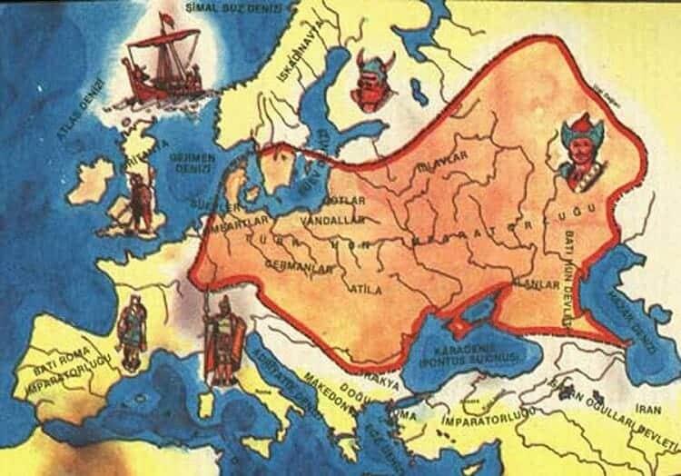 islamiyet öncesi türk tarihi konu anlatımı
