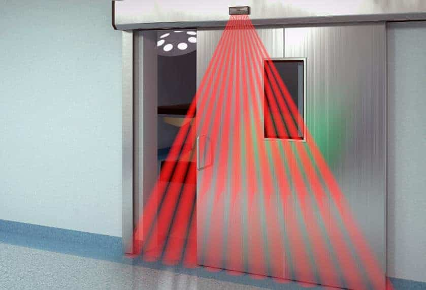 otomatik kapı sensörü
