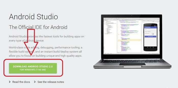 Android SDK'nın Kurulumu