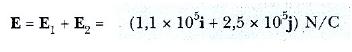 elektrik alan formülleri