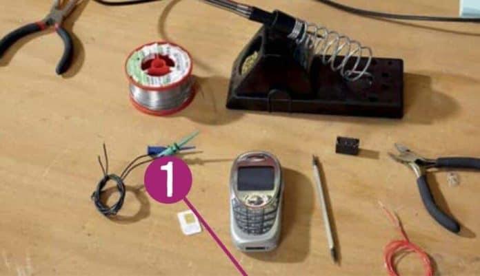 Eski Cep Telefonunuzdan Uzaktan Kumanda Yapımı