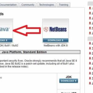 Java Developmen Kit Kurulumu