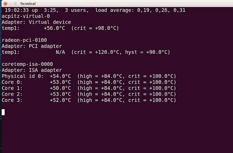işlemci sıcaklığı nasıl ölçülür
