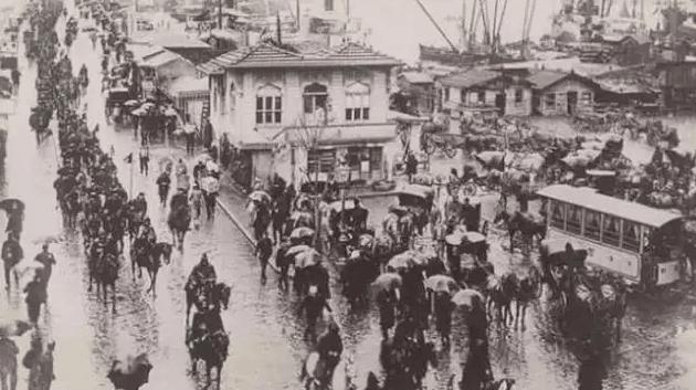 istanbul'un işgal altındaki hali 5