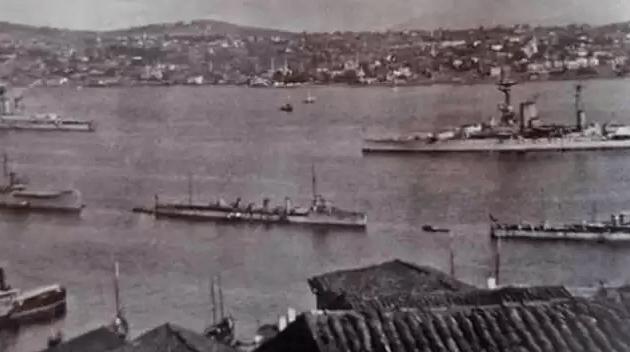 istanbul'un işgal altındaki hali 8