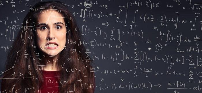 neden matetikten korkulur