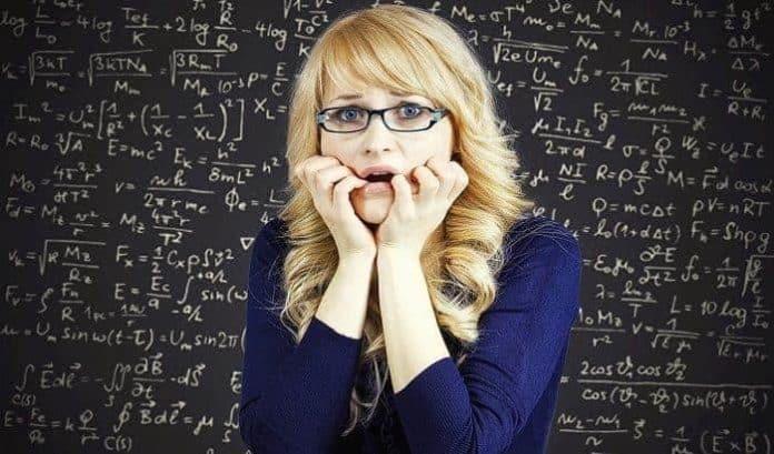 Neden Matematikten Korkuyoruz