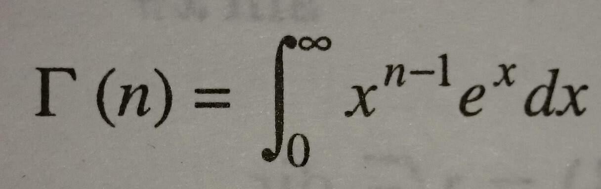 gama fonksiyonu nedir