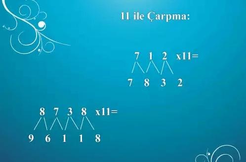matematiğin kurnaz yolları