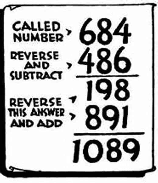 sihirli sayı 1089