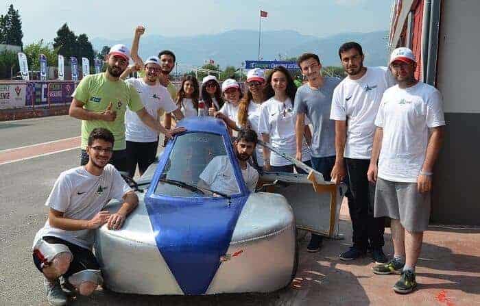 Uludağ Üniversitesi Makina Topluluğu