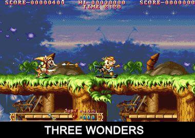 three-wonders
