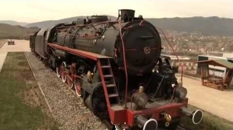 lokomotif müzesi