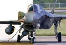 F-16 vs F-35B