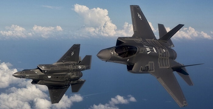 F-35 Lighting