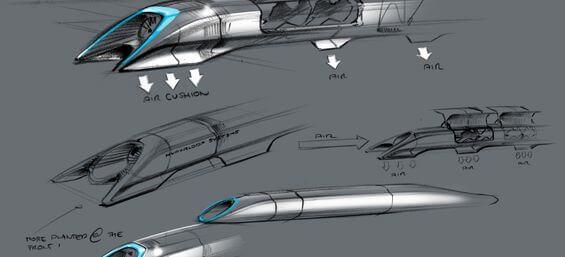 Hyperloop Çalışması