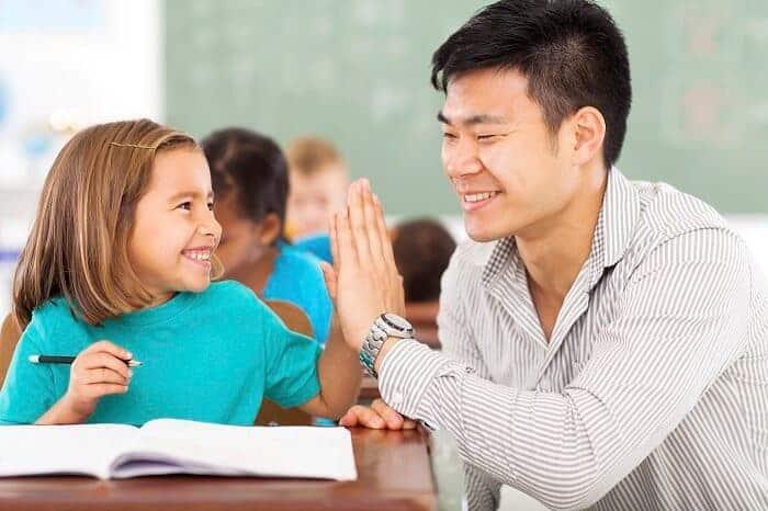 öğretmen öğrenci