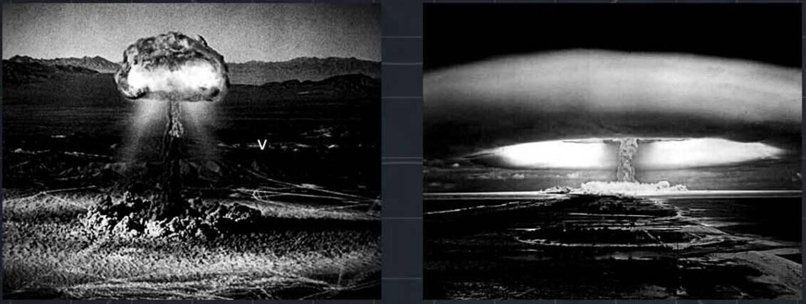 Atom Bombası vs Hidrojen Bombası