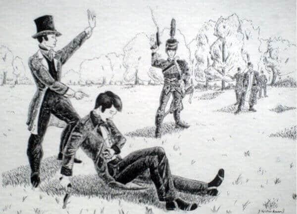 Evariste Galois ölümü