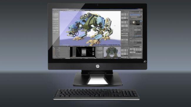 HP Z1 G3
