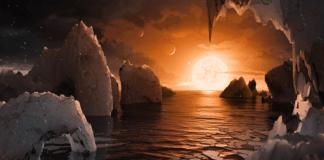 NASA Teleskobu Tek Yıldız Etrafında İlk Defa Toplu Halde Dünya Boyutlu Yaşanabilir Gezegenleri Keşfetti