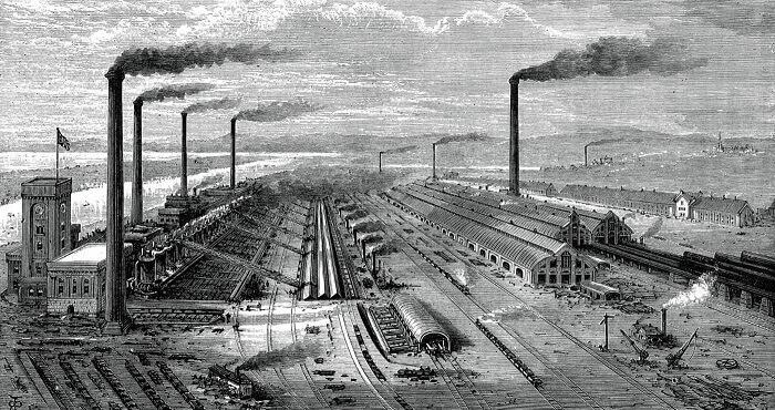 Sanayi Devriminin Sonuçları Nelerdir