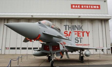 BAE Systems Uçakları