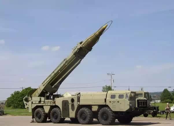 balistik füzeler