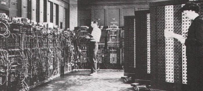 ENIAC projesi