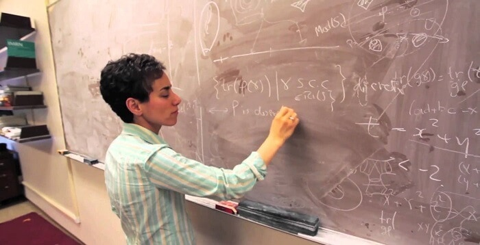 Fields Madalyası Meryem Mirzakhani