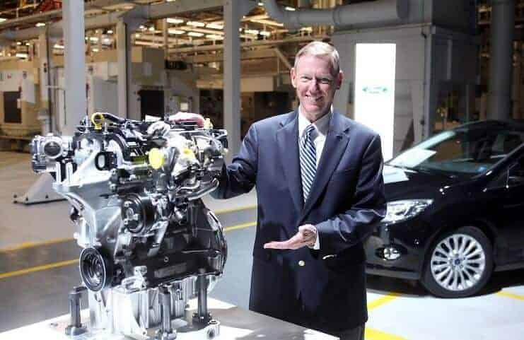 Ford 1.0 EcoBoost Motor
