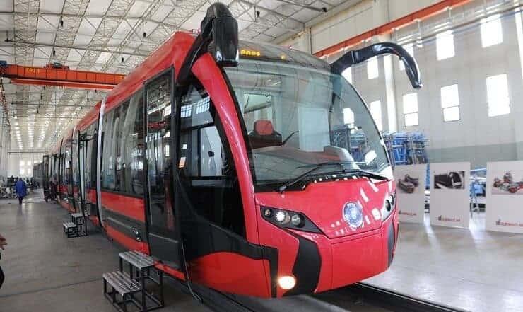 ilk yerli tramvay ipek böceği