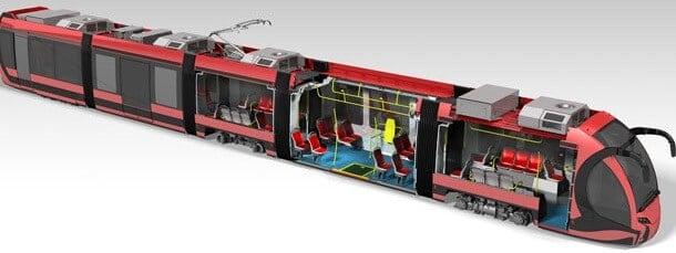 ilk yerli tramvay