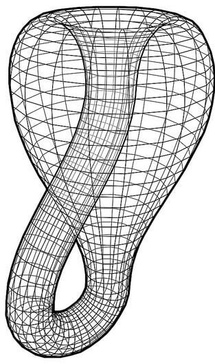 Klein Şişesi nedir