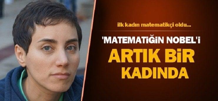 Meryem Mirzakhani