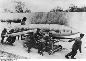 nazi balistik füzeleri