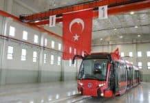 İpek Böceği Tramvay