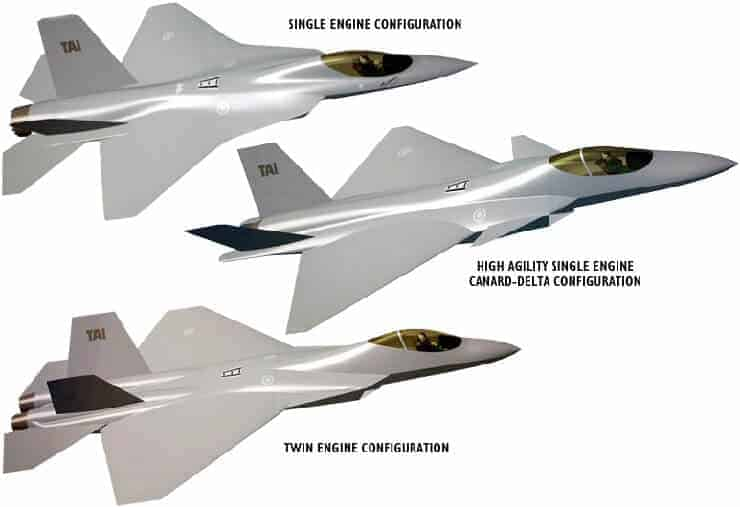 TF-X Tasarımları