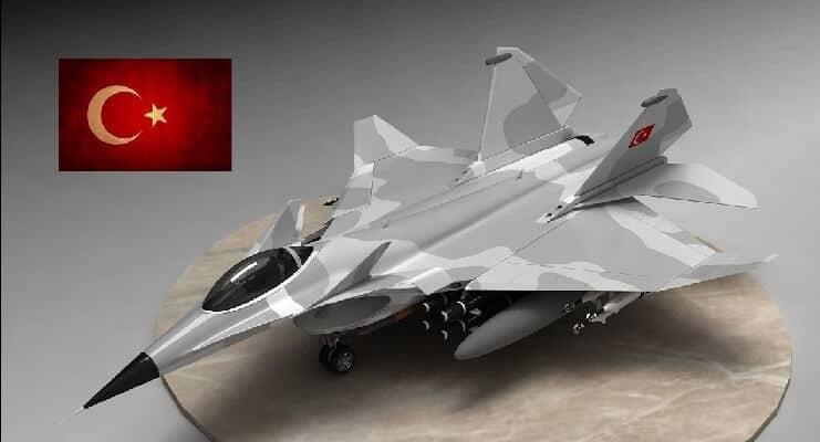 Yerli Savaş Uçağı Projesi TF-X