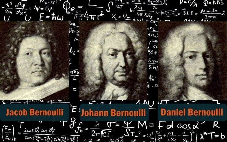 the bernoulli brothers The bernoullis and the harmonic series by candice cprek johann bernoulli of switzerland lthese brothers are the first bernoullis to.
