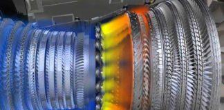 CFM56 Uçak Motoru