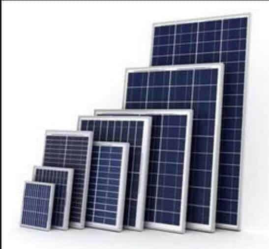 Fotovoltaik güneş paneli